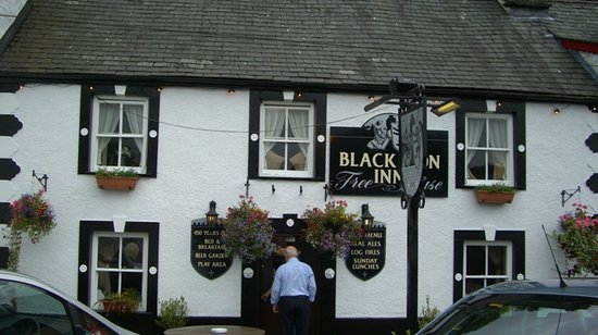 Machynlleth, UK: The Black Lion