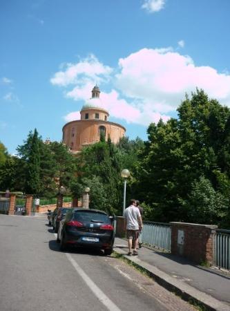 Santuario di Madonna di San Luca : Bologna - Basílica e Santuário de San Luca.