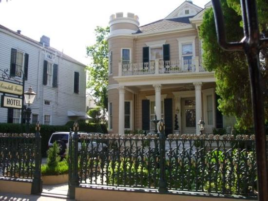 Cornstalk Hotel: Here's where we will be staying the next time we venture to the Big Easy...
