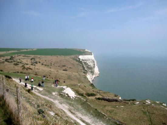 White Cliffs of Dover: White Cliffs @ Dover