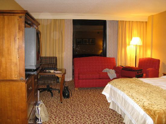 Kansas City Hotel Rooms