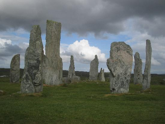 Crowberry: Callanish Standing Stones on Isle of Lewis