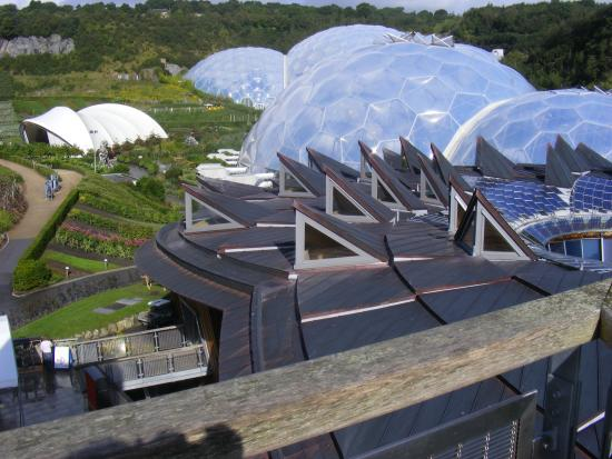 Gwynn Avon Nans Bed and Breakfast: Eden Project