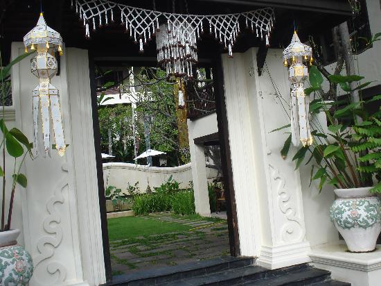Puripunn Baby Grand Boutique Hotel: Entrance