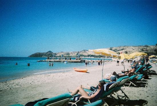 Beautiful Cockleshell Beach - St. Kitts