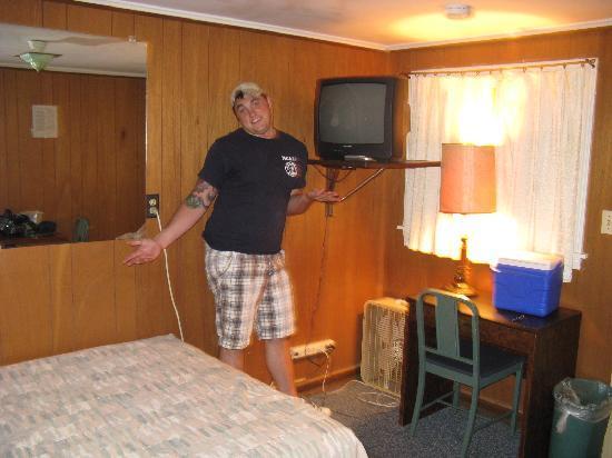 Maples Motel: Hey, not bad!