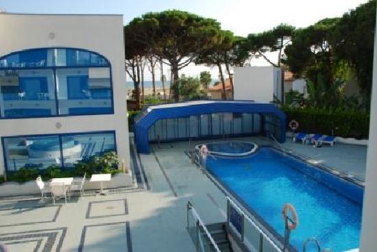 Masd Mediterraneo Hotel Apartamentos Spa: piscina