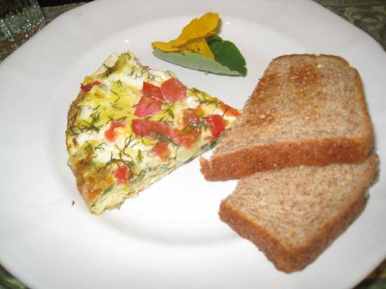 Barsen House Inn: Breakfast!