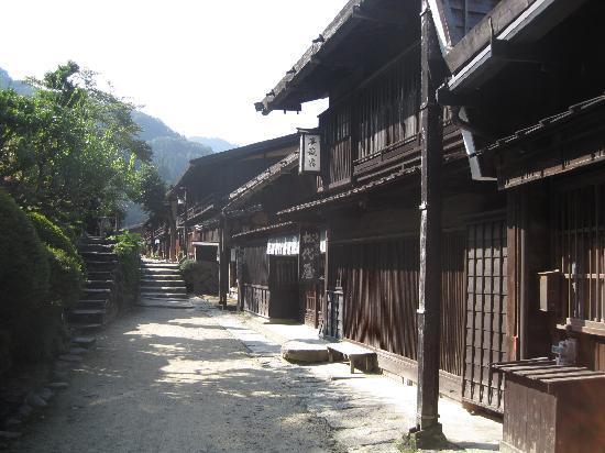 Matsushiroya : 街道からの外観