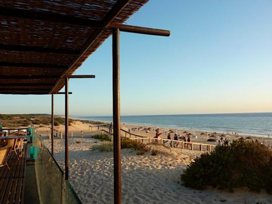 Comporta, Portugal: Final de dia na esplanada...