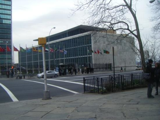 United Nations Headquarters ภาพถ่าย