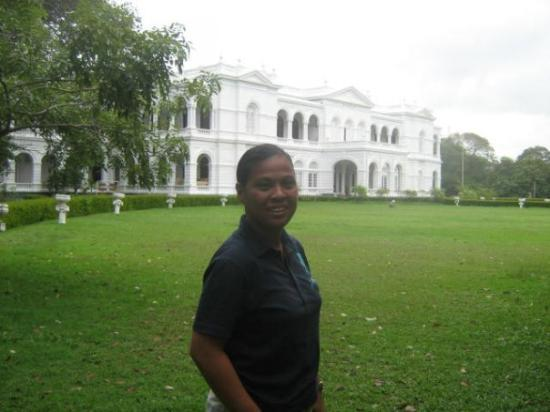 Colombo National Museum : The Neoclassic Colombo Museum...