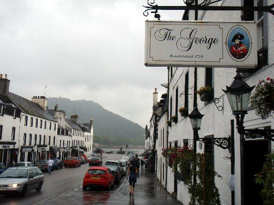 George Hotel Inveraray Tripadvisor