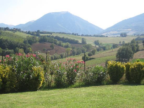 Country House Villacasabianca1573: Het geweldige uitzicht!