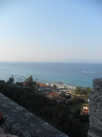 Nostos Hotel: View of Afitos