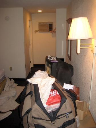 Econo Lodge Cherokee: room 2