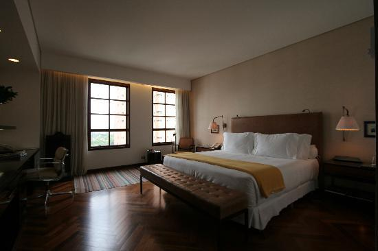 Hotel Fasano São Paulo: Room