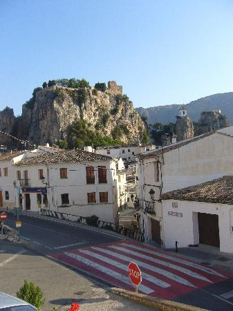 Cases Noves: Guadalest Village