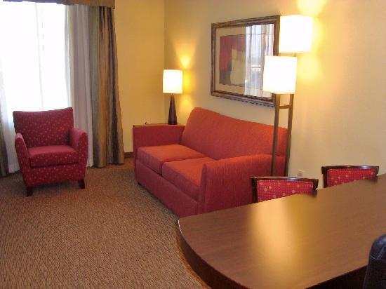 Embassy Suites by Hilton Minneapolis - North: Sitting room