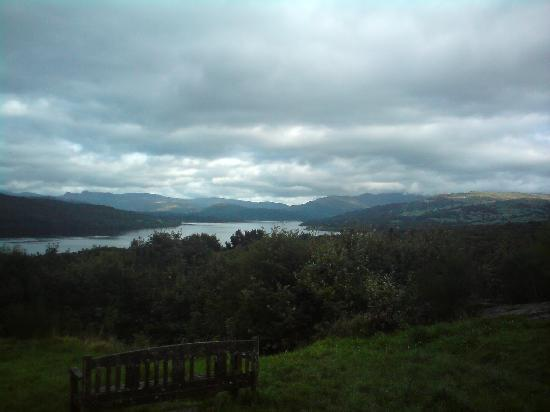 View from Biskey Howe which is a 2 min walk from Number 80