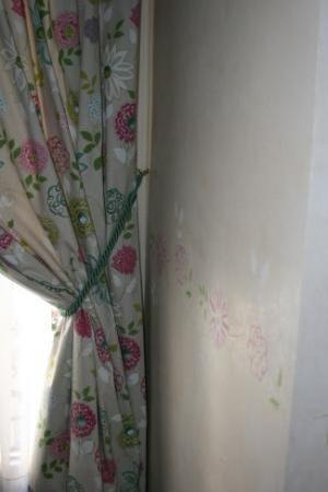 โรงแรมอาร์เว่ย์: curtain