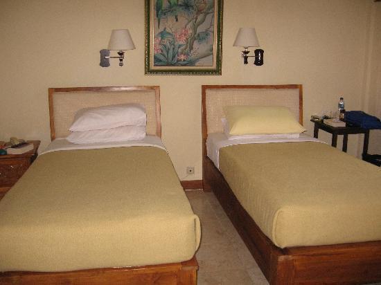 Puri Saraswati Bungalows : Bedroom