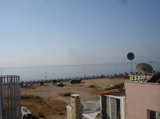 Hotel Ozbekhan: hotel vue sur la mer