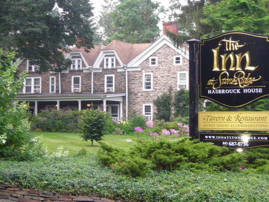 Hasbrouck House: A lovely, peaceful Hotel
