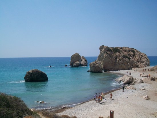 Kefalos Beach Tourist Village: Aphrodite's Rock