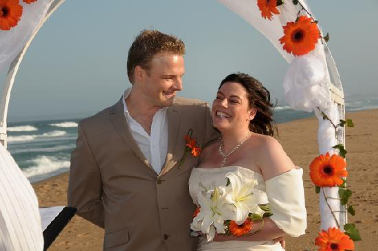 Zeranka Lodge: Wedding on the beach