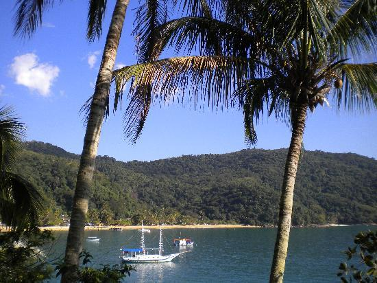 Pousada Tapera das Palmas: View of the beach from Tapera das Palmas