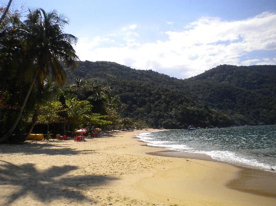 Pousada Tapera das Palmas: Das Palmas Beach