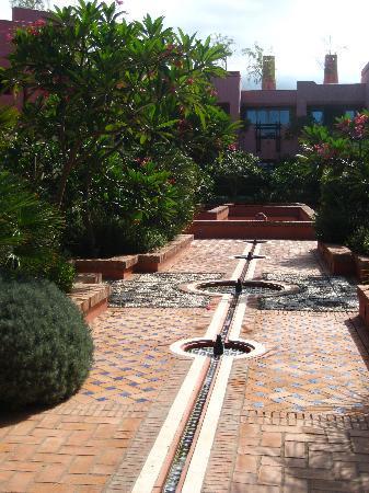 The Ritz Carlton, Abama: The Persian Garden With A Terrace Overlooking The  Atlantic