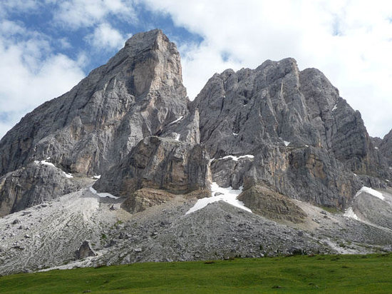 Province of South Tyrol, Italy: Der Peitlerkofel