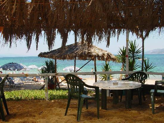 Paradise Hotel: A beach bar