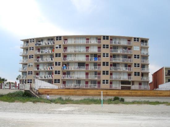 Daytona Beach Club Oceanfront Inn照片