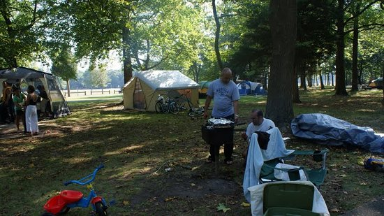 East Islip, Estado de Nueva York: Campground
