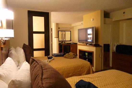 Hyatt Place Sterling/Dulles Airport-North : Clean and spacious