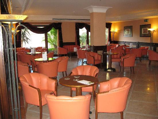 Michelangelo Hotel: Hotel lounge