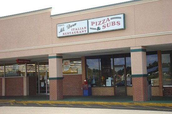 Mount Dora Pizza and Subs : Don't Let The Lack of 'Bling' Stop You!