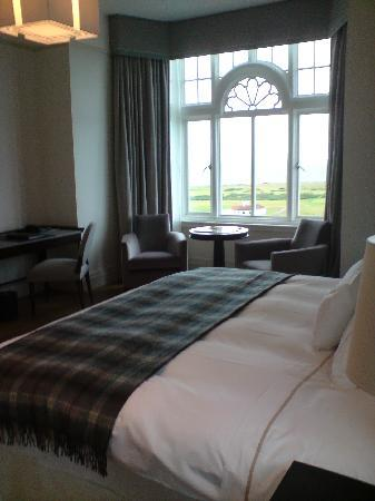 Turnberry, UK: Most rescent refurbished 1st floor room