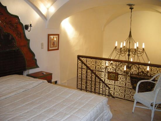 Dar om el Khair : Une des chambres