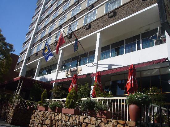 Arcadia Hotel: Exterior del hotel