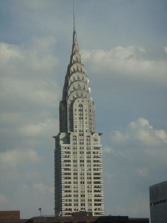 Chrysler Building Taken From The 27th Floor Picture Of