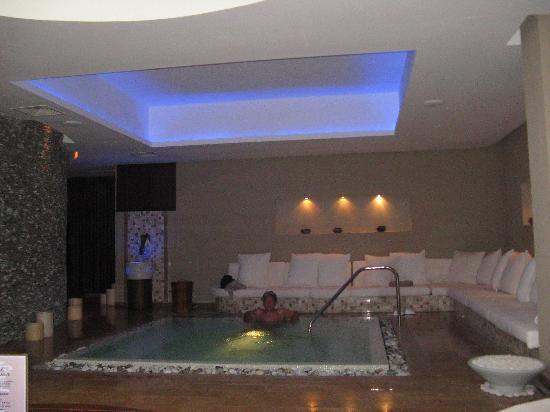 Hillside Beach Club : le second spa