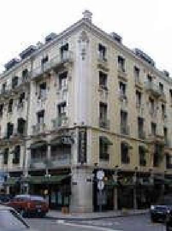 Tiffany Hotel: hotel exterior