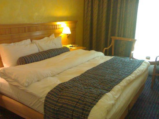 Imperial Palace Hotel: My Room