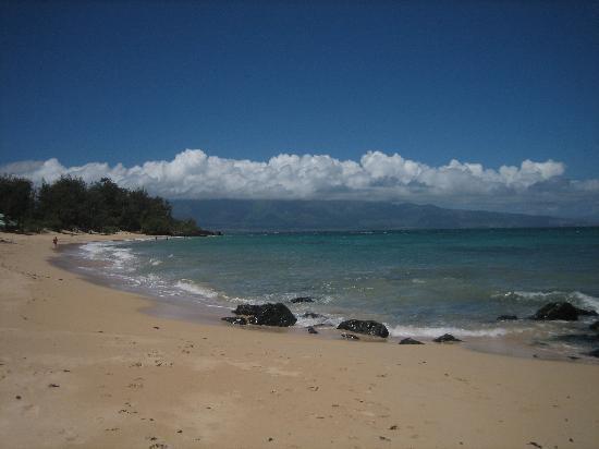 Paia Inn: Beach - gorgeous and private