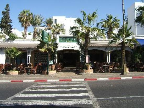 Agadir eating in agadir tripadvisor for Cafe le jardin marrakech
