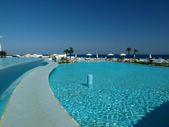 Atrium Prestige Thalasso Spa Resort and Villas: Toujours les piscines